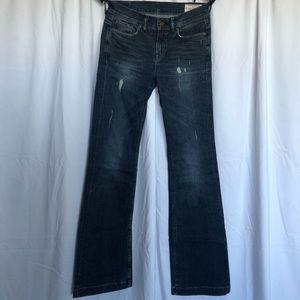 AllSaints Boot Cut Jeans